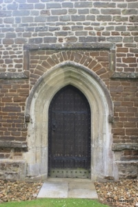 Northill - St Mary the Virgin. North door.