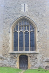 Oakley - St Mary. West window.