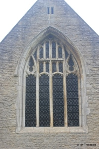 Oakley - St Mary. East window.