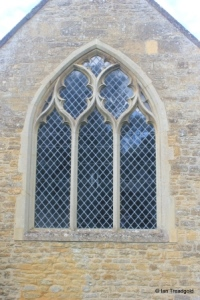 Pavenham - St Peter. East window.