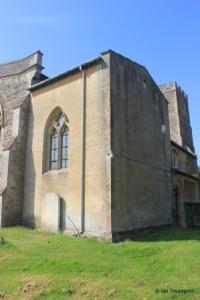 Old Warden - St Leonard. Vestry.