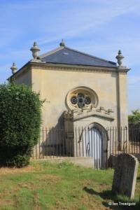 Old Warden - St Leonard. Ongley Mausoleum.