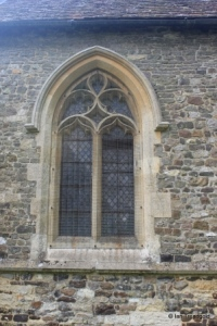 Potsgrove - St Mary. Nave, north window.
