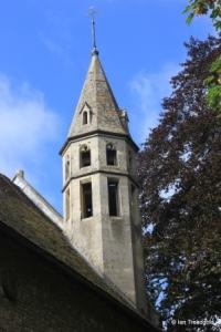 Potsgrove - St Mary. Belfry.