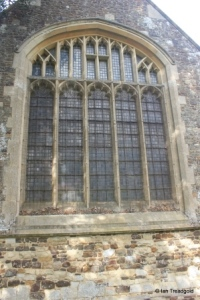 Potsgrove - St Mary. East window.