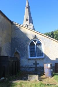 Pertenhall - St Peter. Vestry.