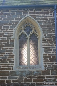 Pulloxhill - St James. North side, central window.