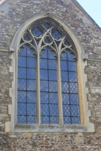 Renhold - All Saints. East window.