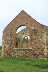 Old Ridgmont - All Saints. East window.