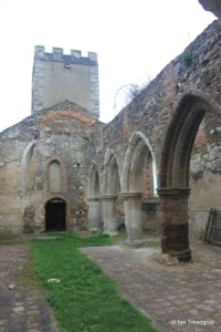Old Ridgmont - All Saints. North arcade.