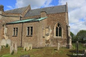Roxton - St Mary. Vestry.
