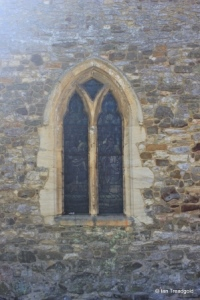 Salford - St Mary. North side, eastern window.