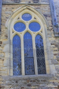 Salford - St Mary. West window.