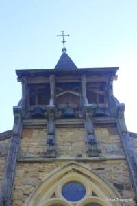 Salford - St Mary. Bellcote