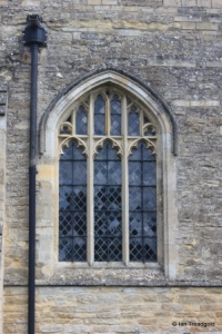 Sharnbrook - St Peter. Chancel, south-east window.