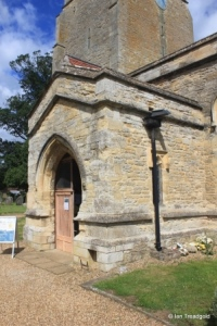 Sharnbrook - St Peter. South porch.
