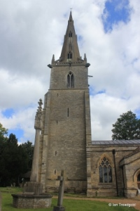 Sharnbrook - St Peter. West tower.