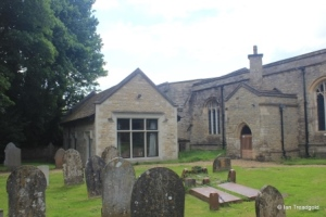Sharnbrook - St Peter. Church rooms.