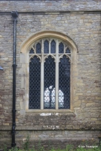 Sharnbrook - St Peter. North aisle, eastern window.