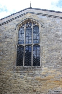 Sharnbrook - St Peter. North chapel, east window.
