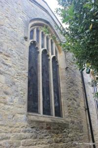 Sharnbrook - St Peter. East window.
