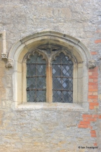 Shelton - St Mary. Chancel, south-eastern window.