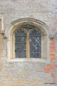 Shelton - St Mary. Chancel, south-eastern window.
