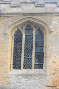 Shelton - St Mary. South aisle, south-east window.