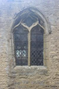 Shelton - St Mary. North aisle, west window.