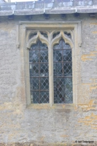 Shelton - St Mary. North chapel, eastern window.