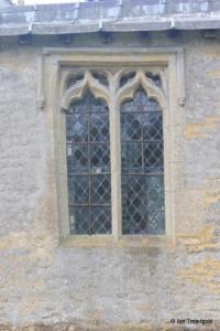 Shelton - St Mary. North chapel, eastern window.