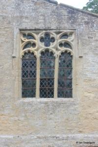 Shelton - St Mary. North chapel, east window.