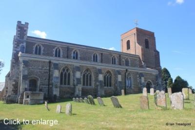 Shillington - All Saints