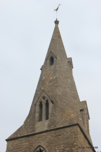 Souldrop - All Saints. Spire