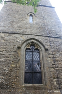 Souldrop - All Saints. West window.
