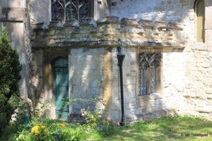 Arlesey, St Peter. Vestry.