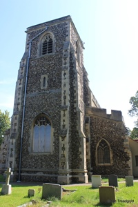 Arlesey, St Peter. Tower.