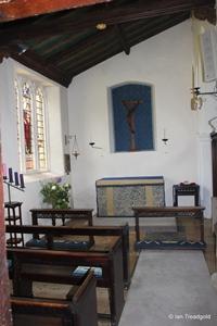 Aspley Guise, St Botolph. North aisle.