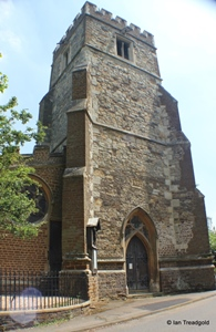 Apsley Guise, St Botolph. Tower.