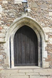 Barton-le-Clay - St Nicholas. South door.