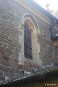 Steppingley - St Lawrence. Chancel, north window.