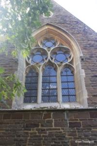 Steppingley - St Lawrence. East window.