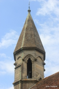 Billington, St Michael and All Angels. Bell turret.