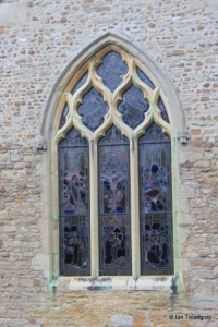 Bolnhurst - St Dunstan. East window.