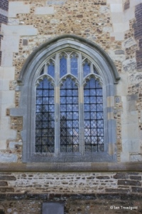 Streatley - St Margaret. West window.