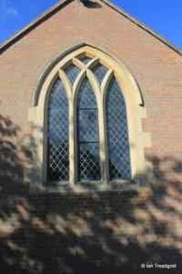Streatley - St Margaret. East window.