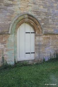 Carlton - St Mary the Virgin. North door.