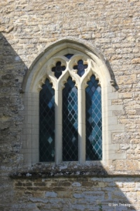 Carlton - St Mary the Virgin. North aisle window.