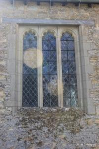 Carlton - St Mary the Virgin. Chancel, north window.