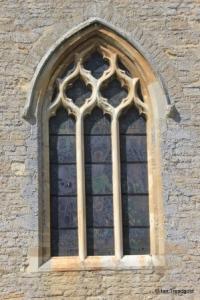 Carlton - St Mary the Virgin. East window.